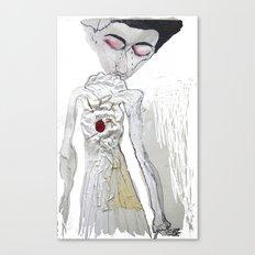 sonik youth Canvas Print