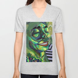 Will I Notice? Unisex V-Neck