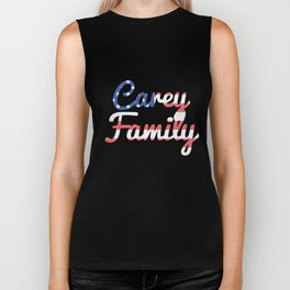 Carey Family Biker Tank