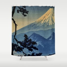 Seeing Far Within at Yonu Shower Curtain