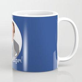 Vin Scully Coffee Mug