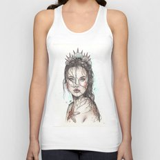 Lost Mermaid Unisex Tank Top