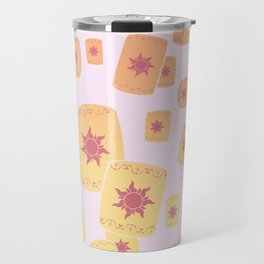 Lost Princess Lanterns Travel Mug