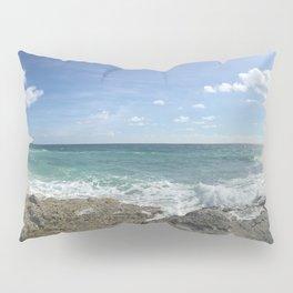 Cozumel Beach Pillow Sham