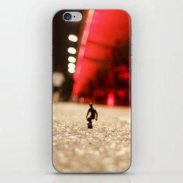 DIKKI - StreetPark series one iPhone Skin