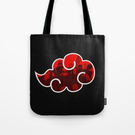 Akatsuki Clouds Iconic Tote Bag