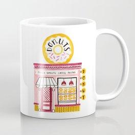 Donut Shop Coffee Mug