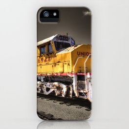 Union Pacific Centennial iPhone Case
