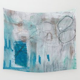 Come Swimming Wall Tapestry