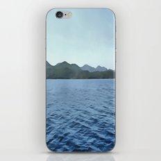 Seafarer iPhone & iPod Skin