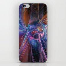 Blumea iPhone & iPod Skin