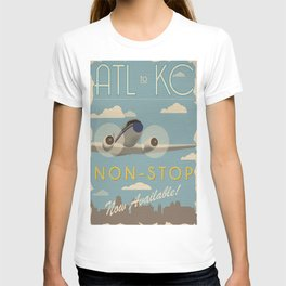 Atl to KC T-shirt