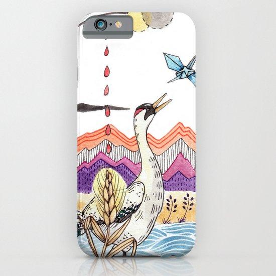 Crane Gang iPhone & iPod Case