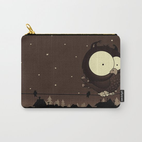 Little owl v2 Carry-All Pouch