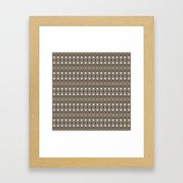 Pillow Talk Framed Art Print