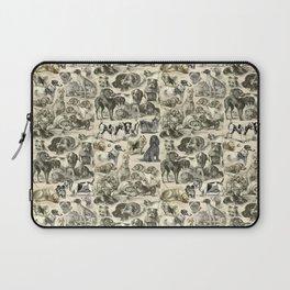 KENNEL - OVER 20 DOG BREEDS COLLAGE Laptop Sleeve