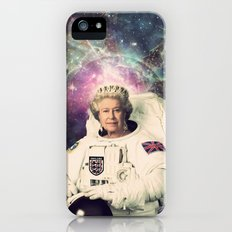 Queen Elizabeth II iPhone (5, 5s) Slim Case