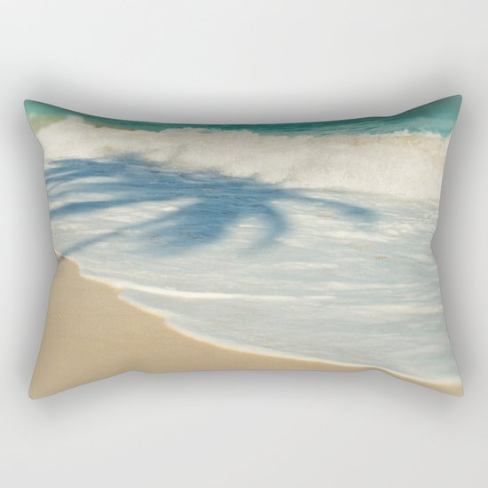 SEA-MY-TREE Rectangular Pillow