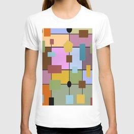 Modern Art Abstract 29/3 T-shirt