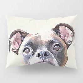 Brindle Boxer Dog Pillow Sham