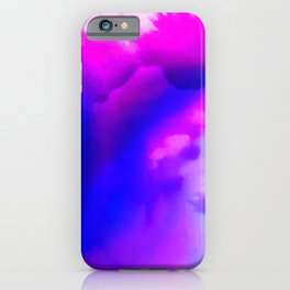 Abstract Bliss 1 by kathy Morton Stanion iPhone Case
