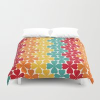 aloha Duvet Covers featuring Aloha! by Digi Treats 2
