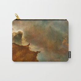Carina Nebula Details -  Great Clouds Carry-All Pouch