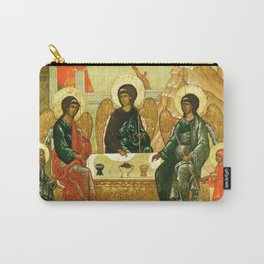 The Hospitality Of Abraham Carry-All Pouch