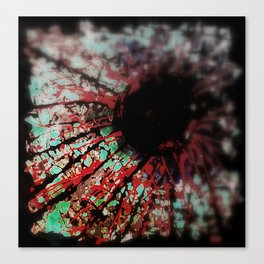 The unknown/Nr. 630 Canvas Print