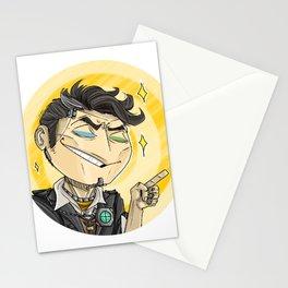 Borderlands - Handsome Jack Stationery Cards