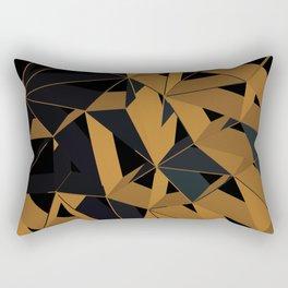 3D Futuristic GEO VI Rectangular Pillow