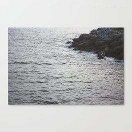 Share the edge Canvas Print