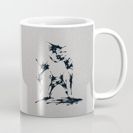 Splaaash Series - Claws Ink Coffee Mug