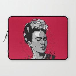 Frida Kahlo - Trinchera Creativa Laptop Sleeve