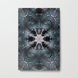 Arctic Flower Metal Print