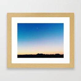 Oregon State (of mind) Framed Art Print