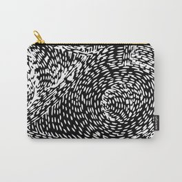 tunnels Carry-All Pouch