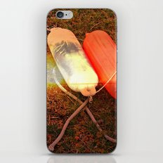 Together We Lay In The Sun iPhone & iPod Skin