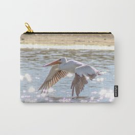 Skimming The Water Carry-All Pouch