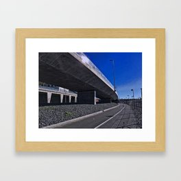 Bridge 59 Framed Art Print