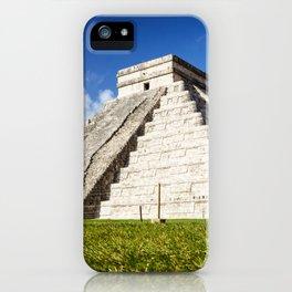 Chichen Itza Yucatan Mexico iPhone Case
