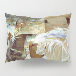 An Artist in His Studio - Digital Remastered Edition Pillow Sham