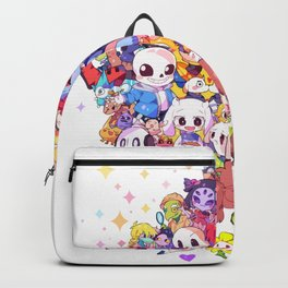 UNDERTALE MUCH CHARACTER Backpack
