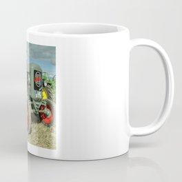 Eicher Diesel Tractor  Coffee Mug