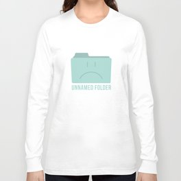 PAUSE – Unnamed Folder Long Sleeve T-shirt