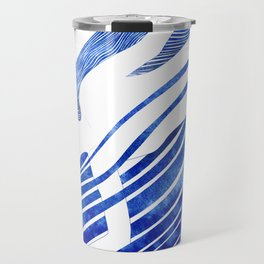 Water Nymph LXV Travel Mug