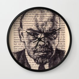 What Is To Be Done? Wall Clock