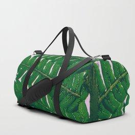 Fern Fronds Duffle Bag