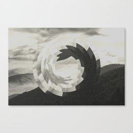 Natural Offset Canvas Print