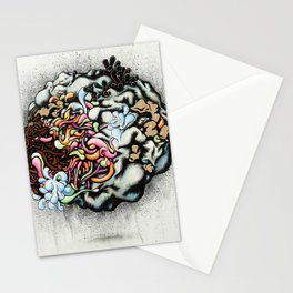 Isolating the Collective Unconscious Stationery Cards